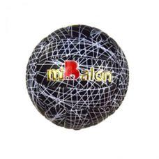 Мяч волейбол (черно-белый)