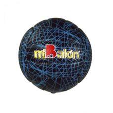 Мяч волейбол  (черно-синий)