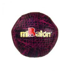 Мяч волейбол  (черно-розовый)