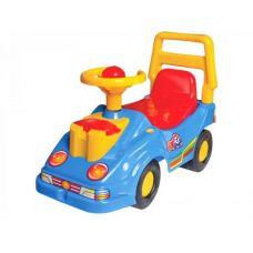 Детская Машинка-каталка ТехноК с телефоном Синий