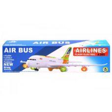 """Самолет музыкальный """"A380"""""""