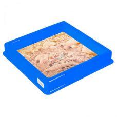 Маленькая песочница (синий)
