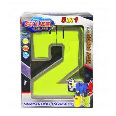 """Цифра-трансформер """"2"""""""