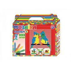 "Мозаика ""Колибри 4"" (222 детали)"