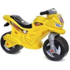 Детский Мотоцикл 2-х колесный, Желтый