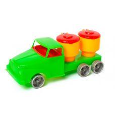 """Детская игрушка Машинка пластиковая """"Денни"""", молоковоз"""