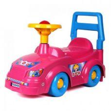 Детская Машинка-каталка ТехноК Pink