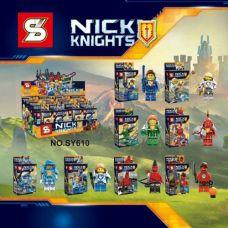 "Конструктор ""Nick Knights"", 33 дет"