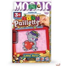 "Картина-мозаика из пайеток ""Baby Paillette: Мишка"""