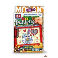 "Картина-мозаика из пайеток ""Baby Paillette: Зайчик"""