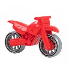 Машинка Авто Kid cars Sport мотоцикл спортивный Красный