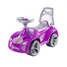 """Детская Машинка для катания """"Ламбо"""" Розовый"""