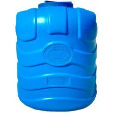 бак для воды 200 литров трехслойный синий