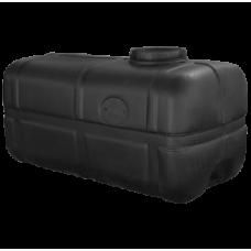бочка 250 литров черная