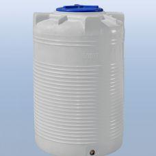 бак для воды на 500 литров белый