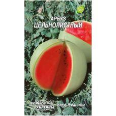 семена арбуза цельнолистный от семена украины 1г