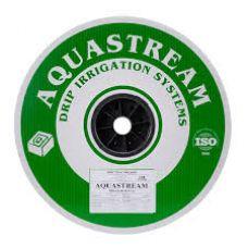 Капельная лента Aquastream капельницы через 30 см, расход воды 1,3 л/ч, 500 м