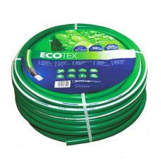"""Шланг поливочный Tecnotubi 1/2"""" Eco Tex 15 м"""