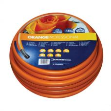 """Шланг поливочный Tecnotubi 1/2"""" Orange Professional 15 м"""