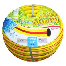 """Шланг поливочный Evci Plastic 3/4"""" Sunny 30 м"""