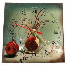 """Настенные часы """"Кувшин"""" (15 х 15 см) Homade"""
