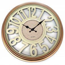 """Настенные часы """"Quartz Mind"""" (D-43 см) Homade"""