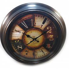 """Настенные часы """"Authentic"""" (D-39 см) Homade"""