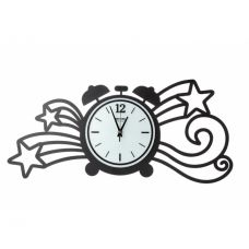 "Настенные часы ""Звездный Будильник"" (65 см) Settler"