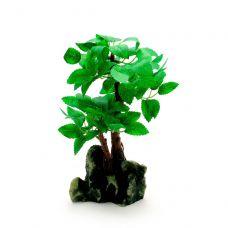 Дерево Счастья Бансай искусственный (19х10х6 см)