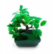 Дерево Счастья Бансай искусственный (13х9х6,5 см)