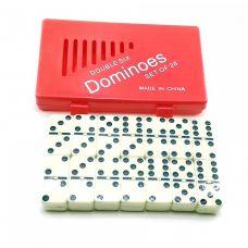 Домино в красном кейсе (17,5х10,5х2,5 см) 32304a Darshan