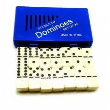 Домино в синем кейсе (17,5х10,5х2,5 см) 32304b Darshan