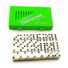 Домино в зеленом кейсе (17,5х10,5х2,5 см) 32304 Darshan
