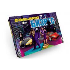 Настольная игра Монополия Большой Бизнес Danko Toys DT-G1