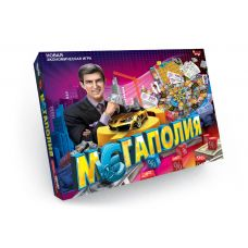 Настольная игра Монополия Мегаполия Danko Toys DT-G6