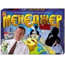 Настольная игра Монополия Бизнес Менеджер Danko Toys DT-150