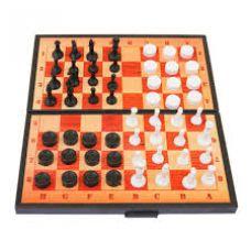 Игровой набор Нарды , Шахматы, Шашки Maximus 5196