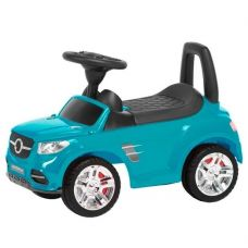 Детская Машина Каталка MB Бирюзовая Colorplast 2-001BR