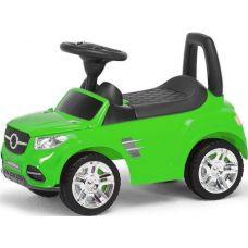 Детская Машина Каталка MB Зеленая Colorplast 2-001G
