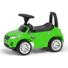Детская Машина Каталка RR Музыкальная Зеленая Colorplast 2-006Z