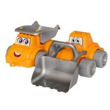 Детская машинка игрушечная Стройплощадка Максик набор 2 штуки Технок 0977