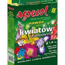 Удобрение для садовых цветов 1.2 кг Agrecol