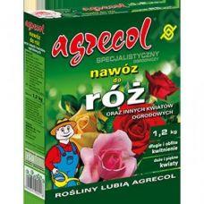 Удобрение агрекол для роз 1.2кг
