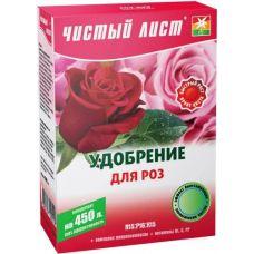 Удобрение Чистый Лист для роз, 300 г Kvitofor