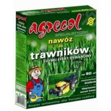 Удобрение быстрый ковровый эффект для газона Agrecol, 1.2 кг харьков агрогарант