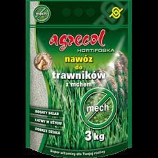 Удобрение хортифоска 3 кг для газонов агрекол